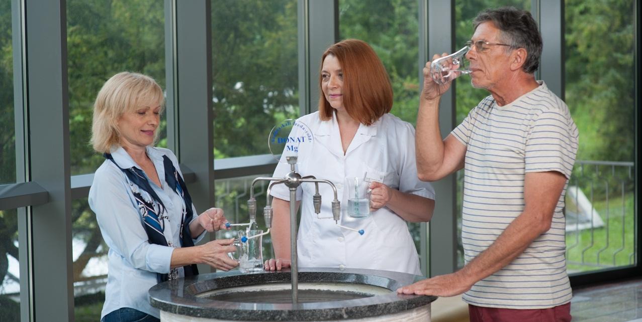 Питьевое лечение <span>Донат Мг</span>