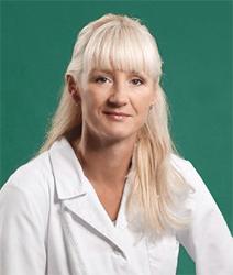 Бригита Шваб, врач-хирург